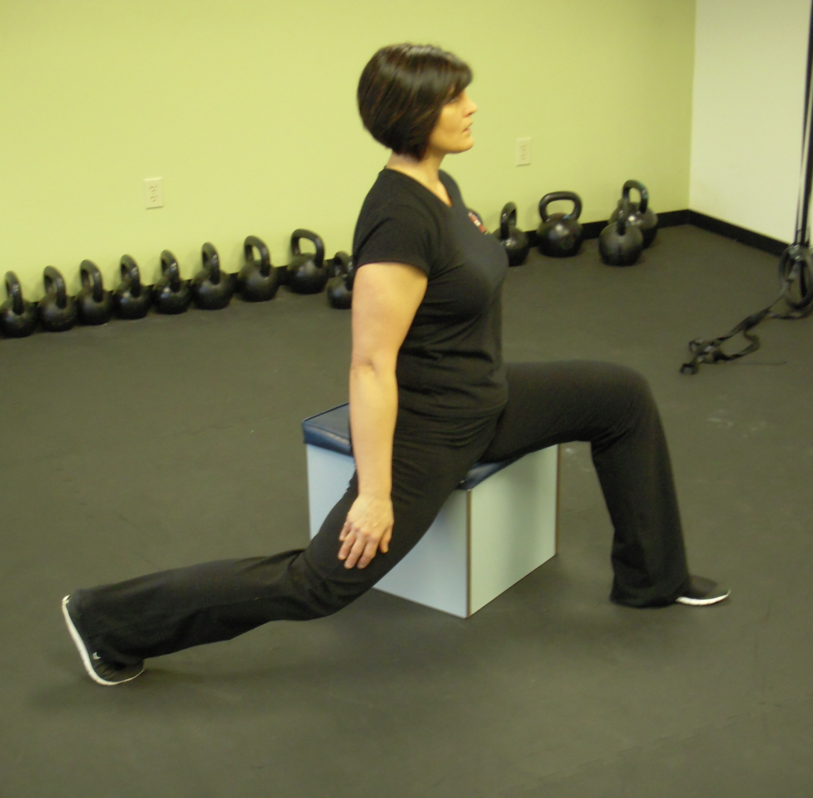 Hip Flexor Stretch At The Same Time As Sitting – Why Hip ...