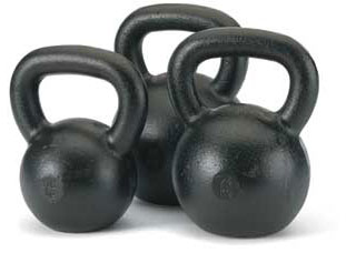 The Russian Kettlebell